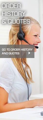 Go To Order History and Quotes